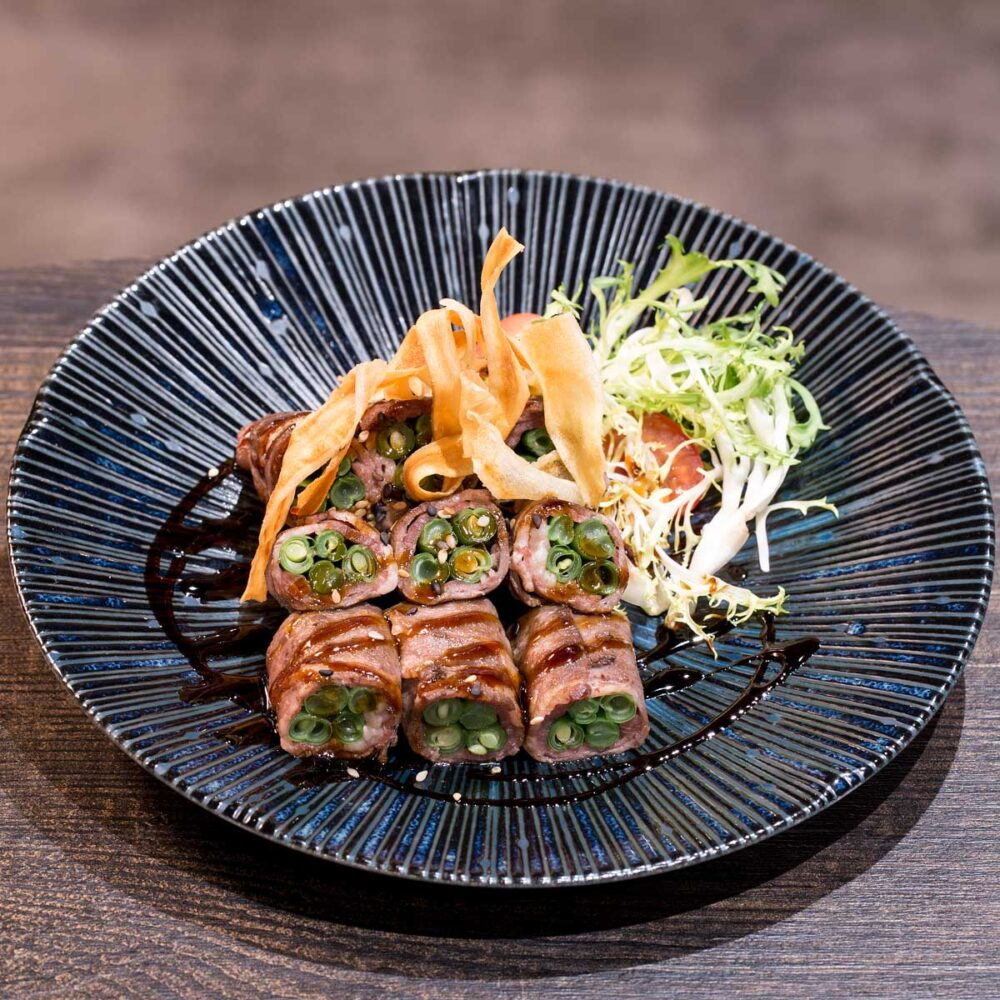 Black Angus Rib-eye Roll 3 pcs